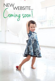 New Website coming soon