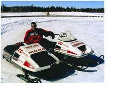 vintage snowmobiles - Google Search