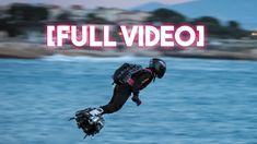 Flyboard Air Flight Demo   FULL VIDEO