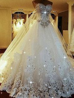 Menyasszony ruhácskám...