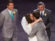 The Duggar Family #JimBob #Jill #Derick They got married on the 21 of June which was the day before my cousins 1 year Anniversary!!!!