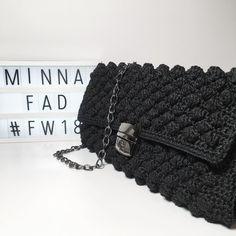 """Urbanity"" ◽️ #newcollection #fw18 #minna #minnafad #fadbyhand #crochetbag #handmade #handmadebags #bubbles #bubblesbag Handmade Bags, Chanel Boy Bag, Bubbles, Shoulder Bag, Instagram Posts, Collection, Fashion, Moda, Handmade Handbags"