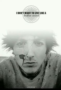 I don't want to live like a broken record #BMTH