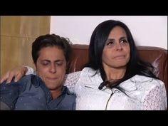 Hora do Faro 08 03 2015 Gretchen revê Thammy após cirurgia e celebra É o...