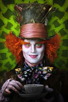 *Mad Hatter*