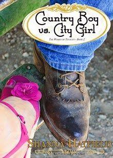 Country Boy vs. City Girl (The Women of Tenacity Book 2)  by Shanna Hatfield   http://www.faithfulreads.com/2014/07/mondays-christian-kindle-books-late_14.html