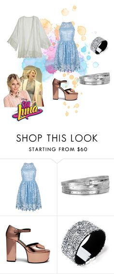"""soy luna"" by maria-cmxiv on Polyvore featuring Ukulele, MM6 Maison Margiela, Mulberry, Amrita Singh and Calypso St. Barth"