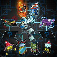 Mighty No. 9!