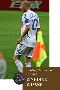 Zinedine Zidane is the greatest soccer player in French history - and  one of the greatest that the world has ever seen.  Follow his career  from humble beginnings all the way to the very top of the sport.  This 2-page reading for intermediate and advanced French learners tells  the story of Zidane's career. Includes 2-page question worksheet in  both French and English plus answer key and related resources sheet.