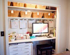 Cómo hacer una oficina en casa | GrandesMedios.com