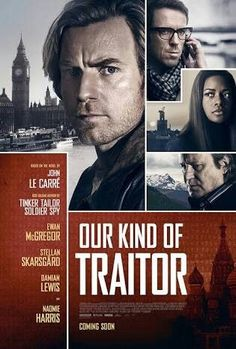 Our Kind Of Traitor (Hain) (2016) (1/5)