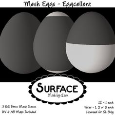 Surface - Mesh Eggs - Eggcellent Contact | Flickr - Photo Sharing!