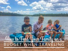 A major cost in family travel is food! This is how to feed your family on a budget when traveling without breaking the bank! Travel With Kids, Family Travel, Budget Travel, Travel Tips, Travel Around The World, Around The Worlds, Family Of 6, Travel Inspiration, Budgeting