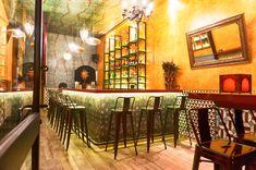 House Martell Concept Bar