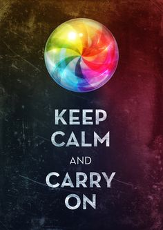 Keep Calm by Michael Flarup