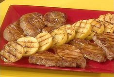 Maple Mustard Barbecued Pork Chops
