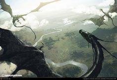 dragons, dragons, everywhere