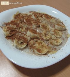 Receta completa en Dieta para Glotones. Jamie Oliver, Diet Ideas, Cereal, Breakfast, Blog, Rolled Oats, Plate, Cooking, Wolverines