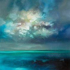 Scott Naismith (1978-) - Isle of skye emerges
