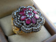 Grand Bazaar Jewelers Turkish Jewelry Istanbul Jewellers Ottoman  Jewellery Handmade Jewelery Turkey (115) by Cocova Jewelry, via Flickr