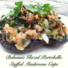 stuffed mushrooms kale cheese mushroom mushrooms minus mushroom caps ...