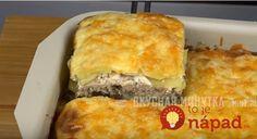 Veršované zemiaky: Manžel myslel, že ide o obyčajné francuzáky, ale keď ochutnal vyhlásil, že nič lepšie v živote nejedol! Spanakopita, Food And Drink, Ethnic Recipes