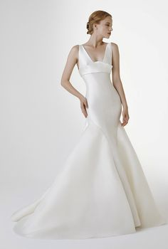 Modern Sophisticated Peter Langner Bridal Collection 2016