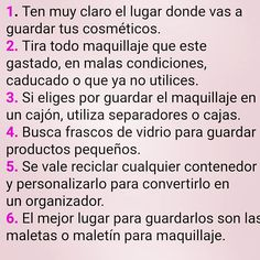 #maquillajefantasia  #tips #trucos Tips, Fantasy, Make Up, Jars, Glass, Crates, Counseling