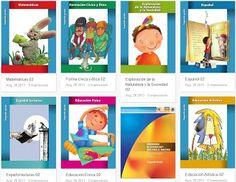 aLeXduv3: Segundo grado primaria libros (online)