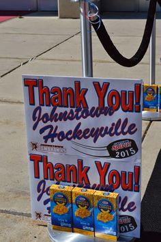 Vintage Johnstown: Johnstown HOCKEYVILLE!
