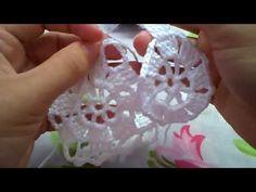 Crochet Symbols, Crochet Patterns, Irish Crochet, Crochet Top, Hand Embroidery Videos, Crochet Tablecloth, Square Patterns, Crochet Squares, Thread Crochet