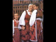 (N) Bukovinai székelyek Érden - Székelys from Bukovina at Érd Folk Costume, Costumes, Hungarian Women, Half The Sky, Hungarian Embroidery, Fashion D, Clothing And Textile, Ethnic Dress, Folk Music