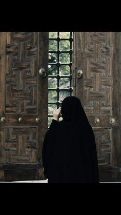 Anime Muslim, Muslim Hijab, Hijab Niqab, Hijab Chic, Hijabi Girl, Girl Hijab, Photo Islam, Hijab Hipster, Wedding Hijab Styles