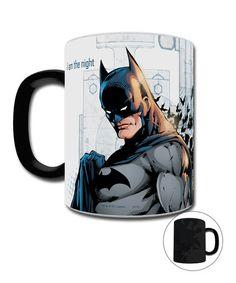 Look what I found on #zulily! Batman Heat-Activated Morphing Mug #zulilyfinds