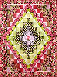 Contributor's Quilt Gallery by Jane A. Sassaman