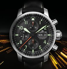 Fortis Flieger Pro Chronograph