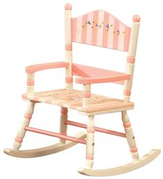 White Wood Rocking Chair Orange Lounge 39 Best Wooden Images Chairs Kids Home Furniture Design