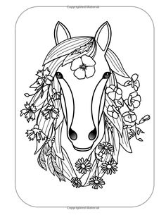 Find This Pin And More On IColor Horses At Carousel