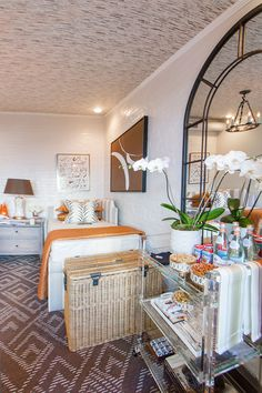 Interior Designer Jonathan Savageu0027s Guest Cottage Bedroom In The  Traditional Home Southern Style Now Showhouse In