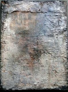 100x120 mixed media / Concrete  Sonja Bittlinger