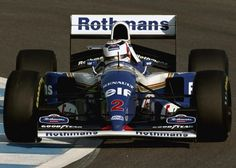 Not that time, but wasn't bad too wink emoticon On this day Nigel Mansell replaced David Coulthard for the final three races at the 1994 European GP in Jerez F1 Racing, Racing Team, Williams F1, Nigel Mansell, Old Race Cars, Indy Cars, Formula One, Grand Prix, Super Cars