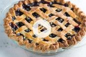 Blueberry Pie Recipe and Video