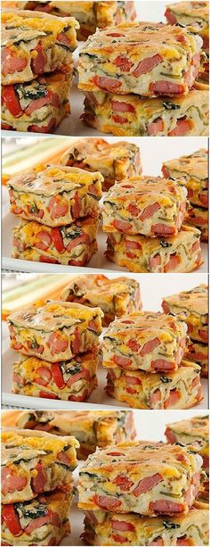 Quiches, Empanadas, Relleno, Bruschetta, Recipies, Food And Drink, Yummy Food, Ethnic Recipes, Meal Recipes