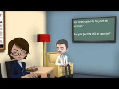 Learn French:  Lesson 11--Hello (part two)