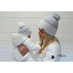 Crochet Baby Hats Arctic Flurry Hat Crochet pattern by Kerry Jayne Designs - Bonnet Crochet, Crochet Beanie, Knitted Hats, Crochet Hats, Easy Crochet Baby Hat, Crochet Baby Hats Free Pattern, Crochet Headbands, Mittens Pattern, Crochet Simple