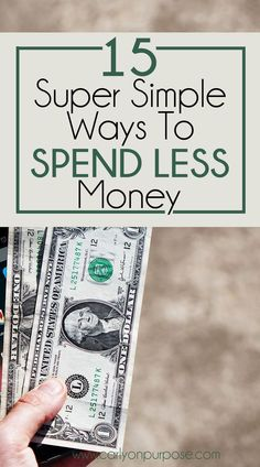 30 Easy Ways to Save Money and Live Frugally – Finance tips, saving money, budgeting planner Money Saving Challenge, Money Saving Tips, Money Tips, Managing Money, Savings Challenge, Savings Plan, Frugal Living Tips, Frugal Tips, Budgeting Finances