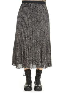 Shop New Arrivals | Jessimara London Pleated Skirt, Midi Skirt, Sequin Skirt, Chunky Knit Jumper, Printed Skirts, Snake Print, Shop Now, Feminine, Trainers