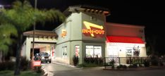In-N-Out Burger, California - Ive been eating here while Ive been in San Francisco the past 10 days. Oh so GOOD. I'm not a fast-food fan either.
