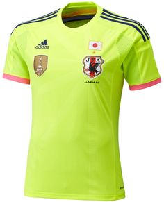 Nadeshiko Japan 2014-15 adidas Away