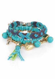 Bracelet / Blueberry / Rs.449